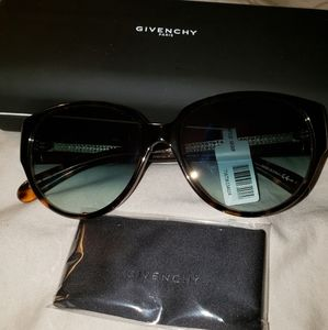 NWT Givenchy Tortoise Sunglasses